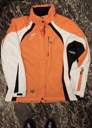Лыжная куртка игуана
