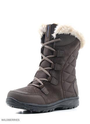 Ботинки чоботи сапоги  columbia