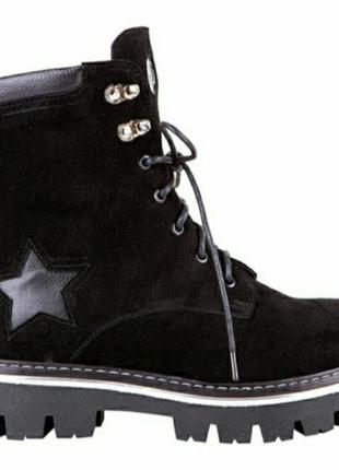 Ботинки зимние alex bell