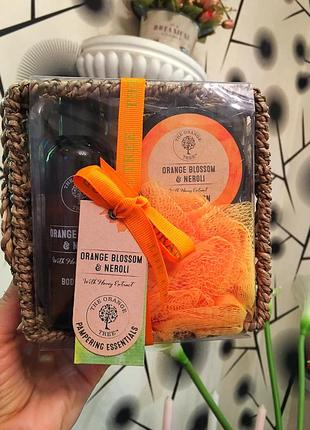 Подарочный набор the orange tree