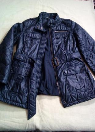 Куртка жен.стеганная