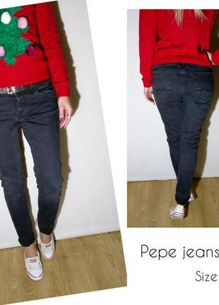 Стильные крутые джинсы pepe jeans