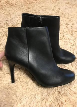 Шкіряні черевики ( кожаные ботинки) autograph