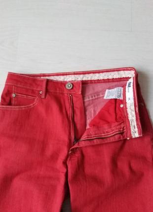 Италия🇧🇬 крутые джинсы мом высокой посадки р. 38