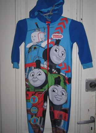 Ромпер-пижама 2-3 года.рост 92-98см