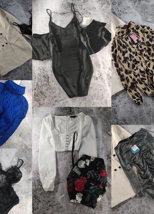 Распродажа новых вещей платья,свитера,брюки,боди