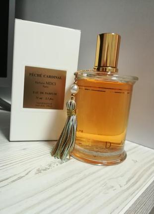 Mdci parfums peche cardinal 75 ml