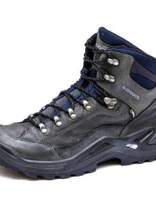 Ботинки lowa renegade gtx. стелька 27, 8 см