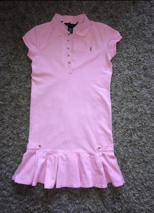 Платье футболка ralph lauren