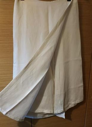 Оригинальная юбка-брюки mango