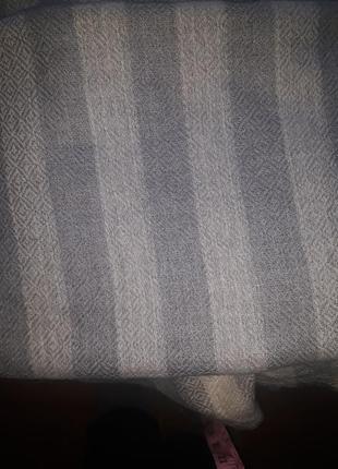 100% шерстяний шалик великий