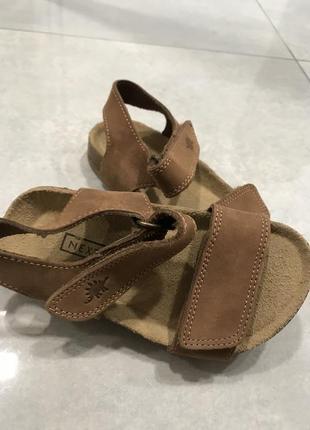 Next сандали , босножки( кожа)