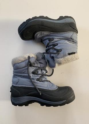 Термо ботинки columbia стелька 22.5 см