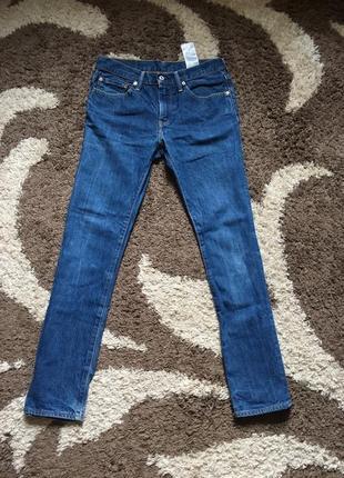 Сині джинси levis