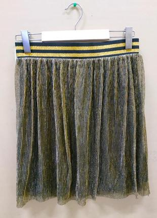 Нарядная юбка от h&м