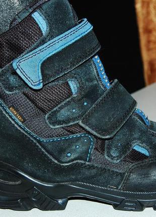 Ecco зимние ботинки 35 размер на мальчика