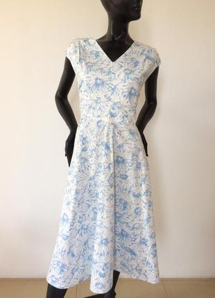 Коттоновое платье john lewis 18