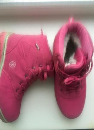 Зимние ботинки bayota