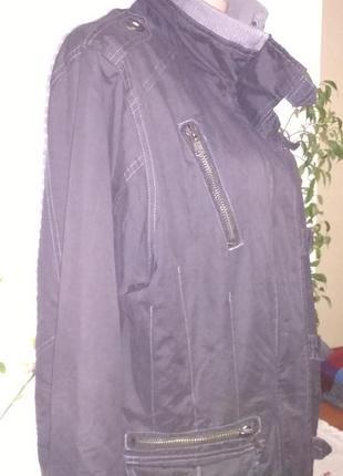 Женская демисезонная куртка р 18