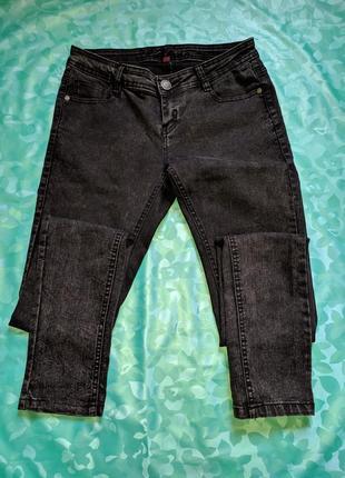 Стильные джинсы/скинни варенки fishbone s/m