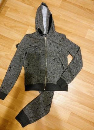 Фирменный костюм куртка/штаны