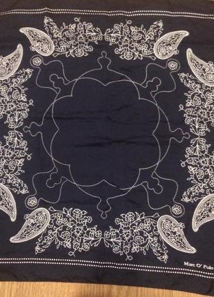 Шёлковый платок marc o polo