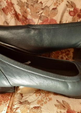 Мягкие, мегакомфортные ортопедические туфли