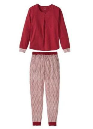 Коттоновая пижама esmara германия.