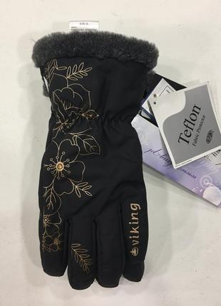 Лыжные перчатки viking