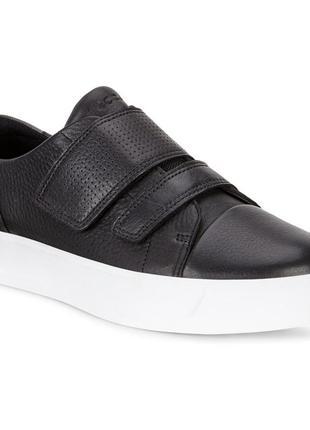 Ecco s7 teen - кожаные полуботинки - туфли