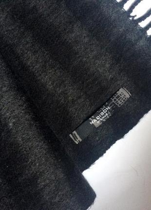 Кашемировый шарф madison avene (сша)