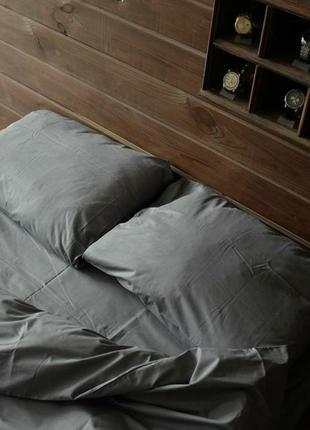 Однотонное постельное белье постільна білизна постіль