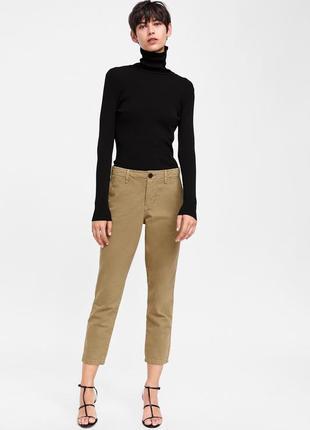 Штаны джинсы zara