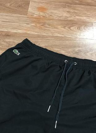 Суперовые спортивные штаны {спортивки, треники} на большого дядю от lacoste sport