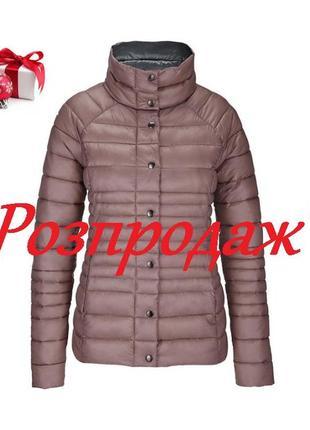 Демі куртка з термоефектом від tchibo 44-46