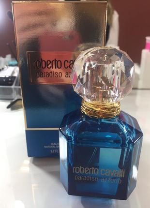 Roberto cavalli paradiso azzuro 50 ml
