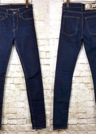 Узкие джинсы скинни cheap monday w24 xs