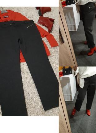 Елластичные комфортные брюки 7/8, ginna laura  p. 48-50