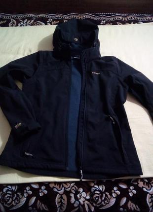 Куртка softshell-трансформер