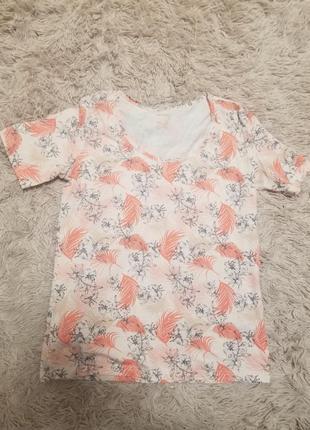 Женская футболка супер качество! esmara