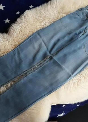 Стильные брюки под джинс cop. copine