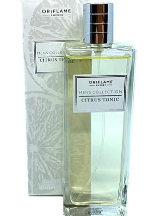 Туалетная вода men's collection citrus tonic
