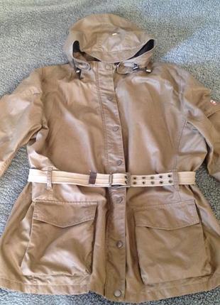 Швейцарская куртка wellensteyn barbados  58