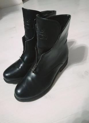 Ботинки 40р.