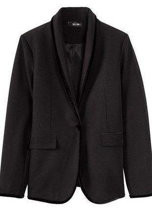 Стильный пиджак-блейзер, коллекция хайди клум esmara евро 38