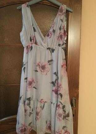 Легкое,воздушное,женственное платье zabaione размер м