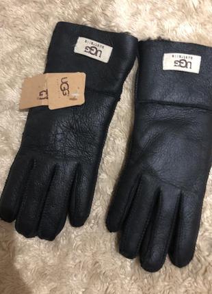 Перчатки ugg,рукавиці