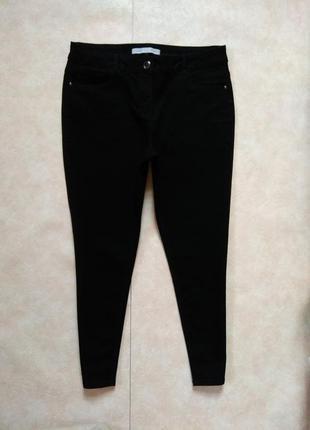 Стильные джинсы скинни с высокой талией george, 16 размер.