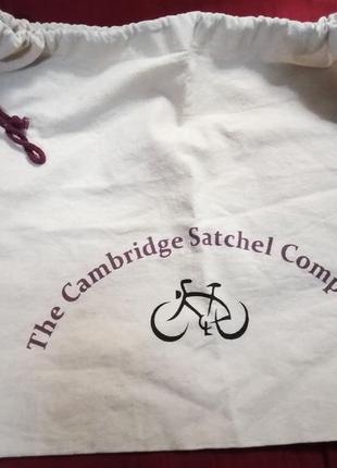 Брендовый пыльник для хранения сумок вещей мелочей cambridge satchel