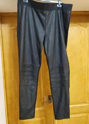 Шикарные лосины-брюки большого размера от h&m